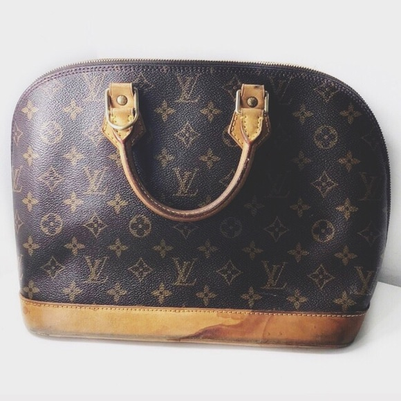 Louis Vuitton Handbags - SOLD Louis Vuitton Alma Handbag